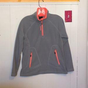 Reebok 1/4 zip pullover